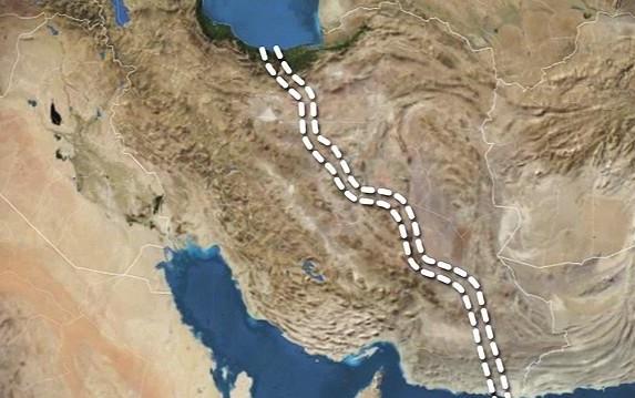 اتصال دریای خزر به خلیج فارس از رویا تا واقعیت