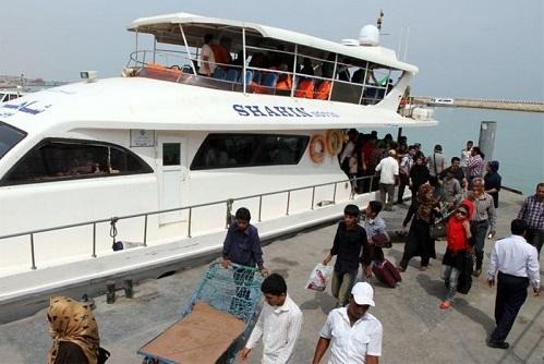 سفرهای دریایی نوروزی چقدر هزینه میبرد؟