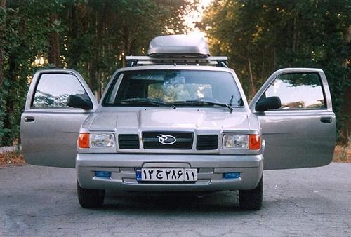 خودرویی که در ایران سرنوشت تلخی داشت