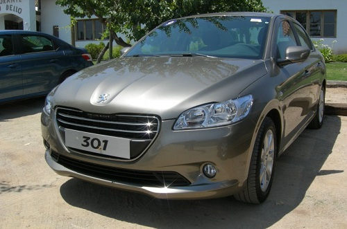 پژو 301 ایران خودرو