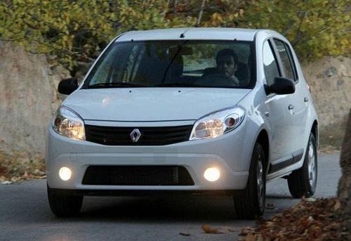 قیمت فروش خودرو ساندرو E2 صفر - 59