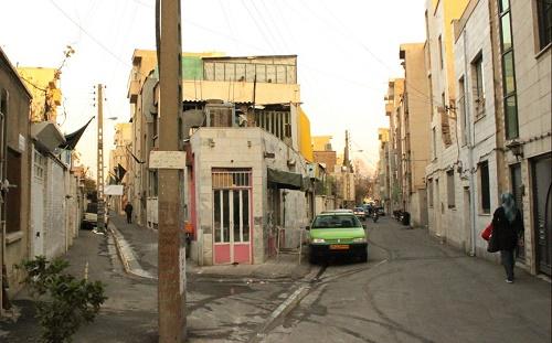 قیمت خانه در تهران حسن آباد