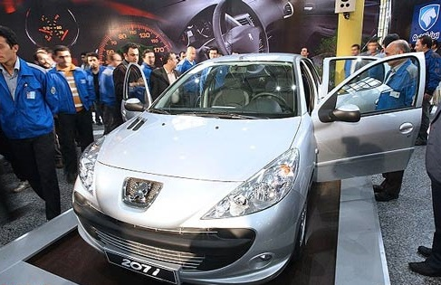 عرضه اولین خودرو پساتحریمی ایران خودرو در مرداد 95