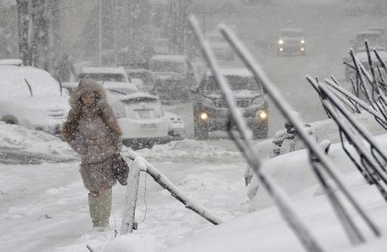 برف، نبض زندگی در آمريكا را كند كرد
