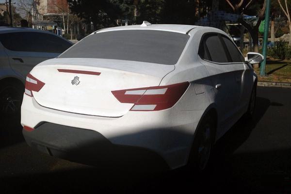 سایپا خودروی جدیدش را 2سال دیگر روانه بازار می کند