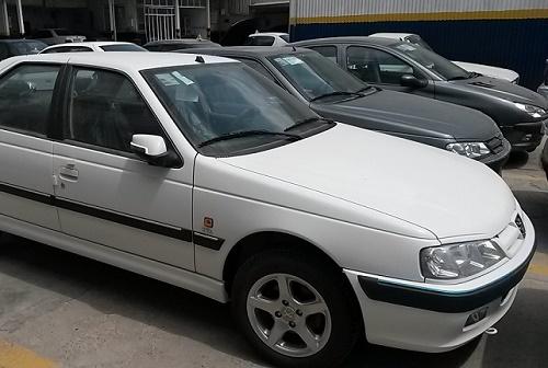 قیمت کارخانه ای محصولات ایران خودرو - اردیبهشت 95