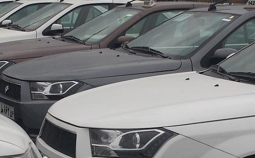 بررسی اجمالی خودروی دنا