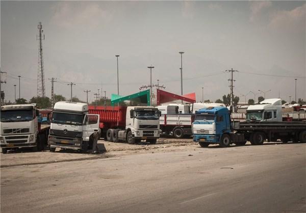 صدور بارنامه برای کامیونها، هر 5 روز یک بار