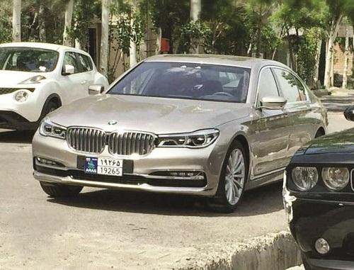 بامو سری 7 جدید برای اولین بار وارد ایران شد
