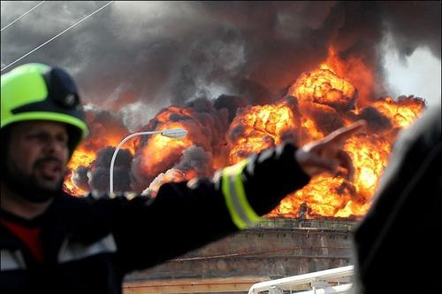 حادثه ماهشهر 60 میلیون یورو خسارت در پی داشت