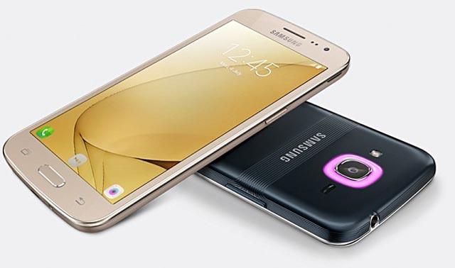 سامسونگ از Galaxy J2 2016 رونمایی کرد