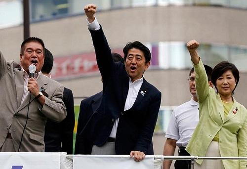 چراغ سبز ژاپنیها به اصلاحات شينزو آبه