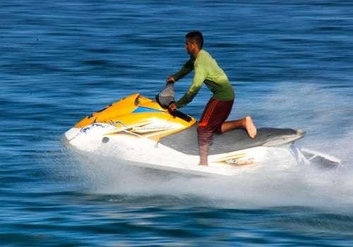 هزینه تفریحات در جزیره کیش - زمستان 95
