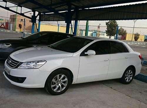 خودروی جدید دانگ فنگ S30، سدان ارزان قیمت ایرانخودرو