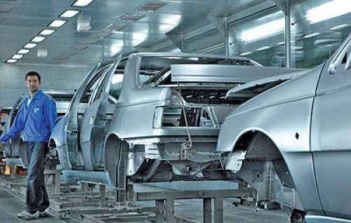 آمار تولید خودروسازان داخلی منتشر شد
