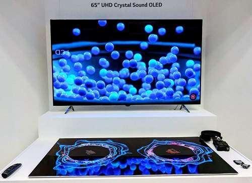 تلویزیون OLED جدید و شگفتانگیز سونی