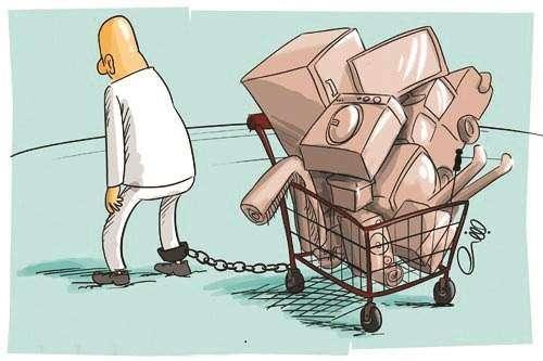 دامن زدن به تجملگرایی با فروش اقساطی کالاها در ایران