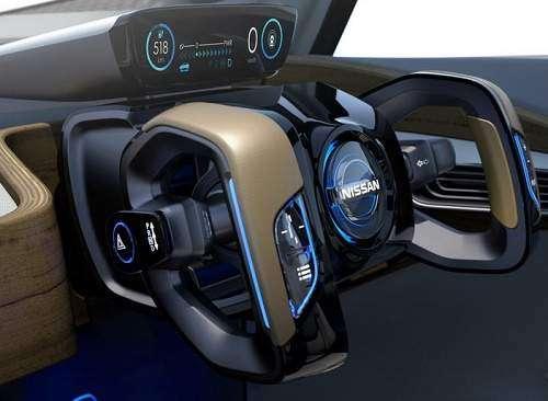 فرمان خودروهای آینده تغییر شکل میدهند؟