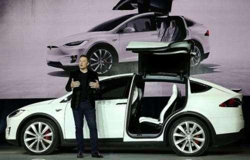 تسلا غول جدید خودروسازی آمریکا میشود