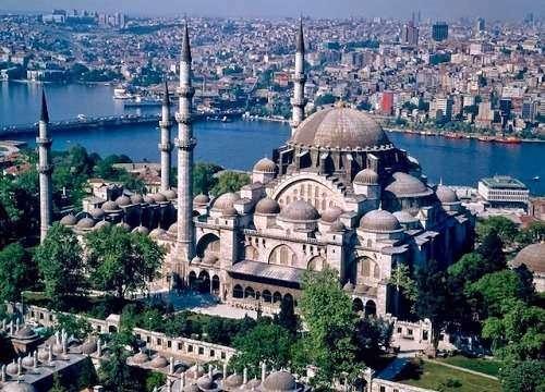 کدام کشور بیشترین گردشگر را به ترکیه میفرستد؟