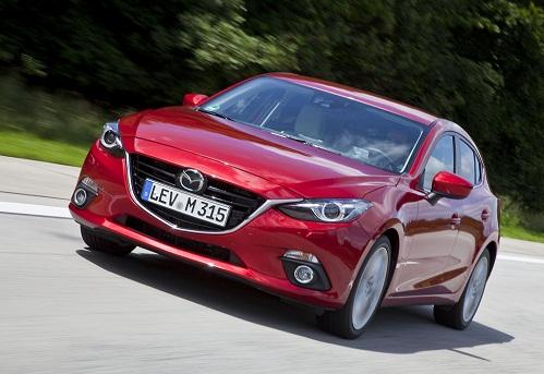 ایران بها - مزدا 3 جدید (new Mazda3) اتومبیلی محبوب و رقابت پذیر, خودروسازان لوکس لکسوس و مرسدسبنز, تکنولوژی تراز اول اتوموبیل های جهان, امکان انتخاب موسیقی به کمک دستورات صوتی, اینترفیس بلوتوث مزدا 3 جدید