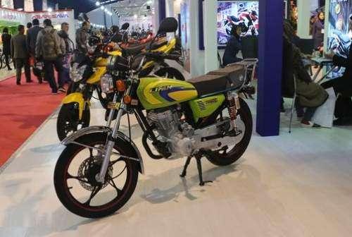 قیمت جدید موتور سیکلت هوندا 125