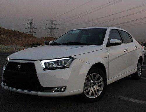 قیمت جدید محصولات شرکت ایران خودرو اعلام شد - آبان 96