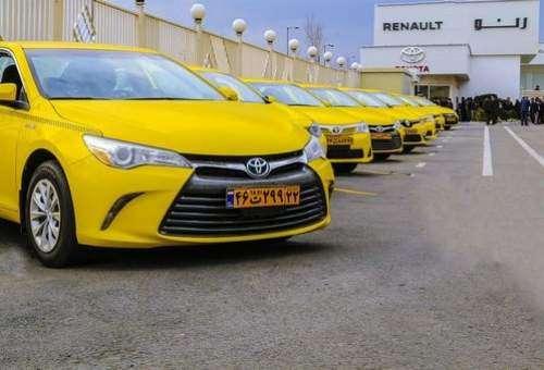 رشد 9 برابری تعرفه، قیمت تاکسیهای هیبریدی را 60 میلیون افزایش میدهد