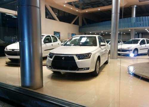 قیمت جدید کارخانهای محصولات ایران خودرو