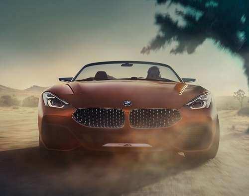 تصاویری جدید از BMW Z4 مدل 2019