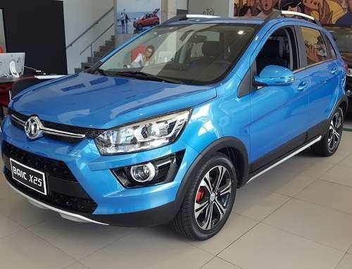 مونتاژ یک خودروی جدید چینی در ایران