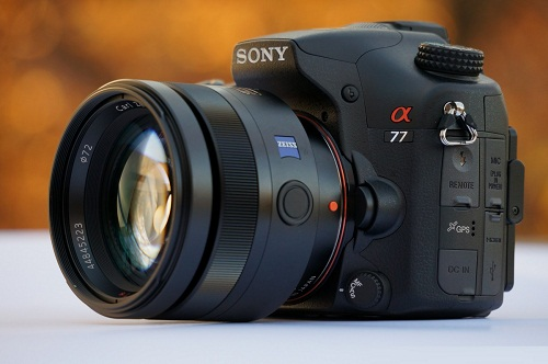 دوربین 24.3 مگاپیکسلی سونی با 79 نقطه فوکوس