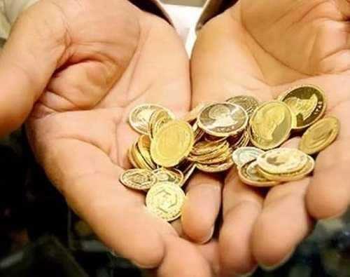 ریزش قیمت سکه در بازار - 0