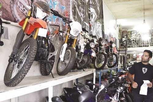 نگاهی به بازار داغ موتورسیکلت