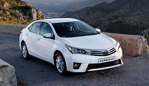 قیمت ماشین یاریس 2014