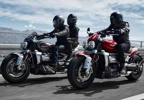 دو مدل جدید از موتورسیکلت تریومف رونمایی شد