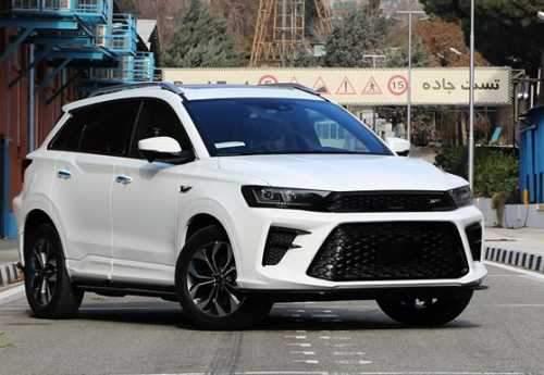 ورود خودروهای جدید چینی به بازار ایران