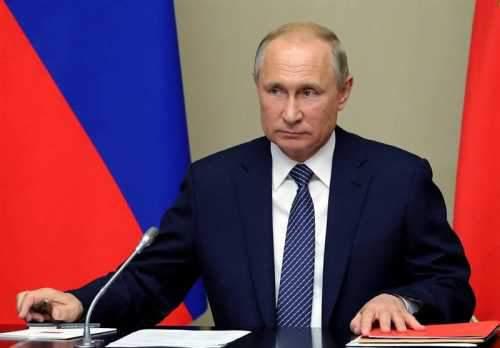 پوتین از آمادگی روسیه برای کاهش تولید نفت گفت