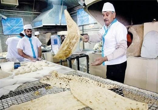 درخواست نانوایان برای افزایش 2 برابری قیمت نان