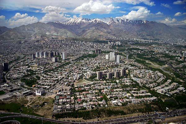 میانگین قیمت هر متر مربع زمین و خانه در تهران منتشر شد
